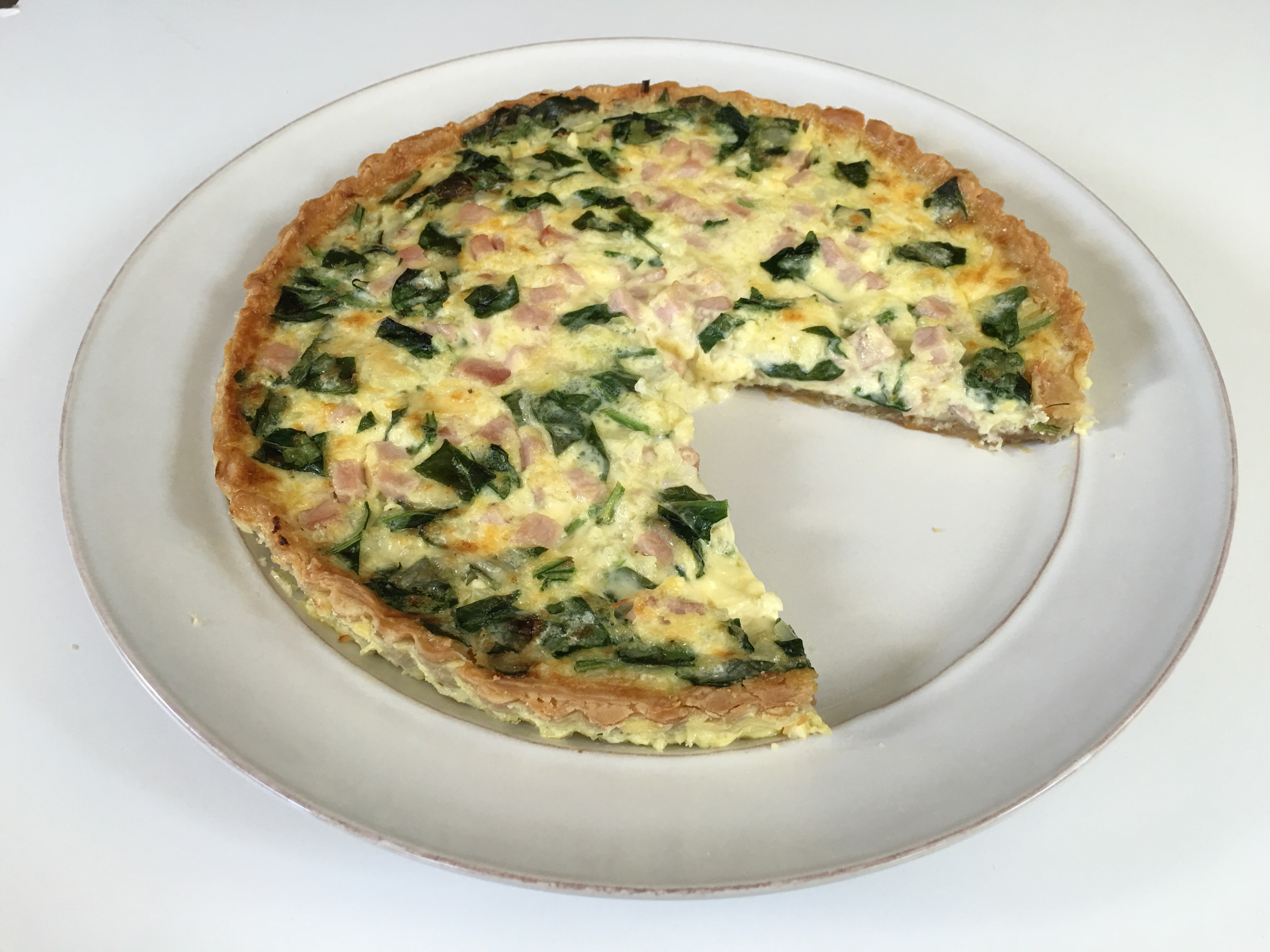 QUICHE- The Basics