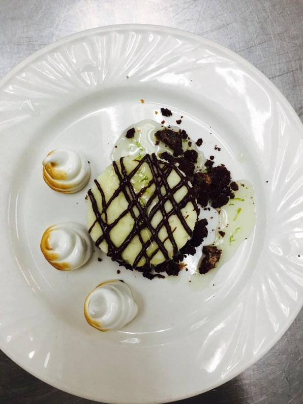 CHEESECAKE CRYSTALIZED CHOCOLATE