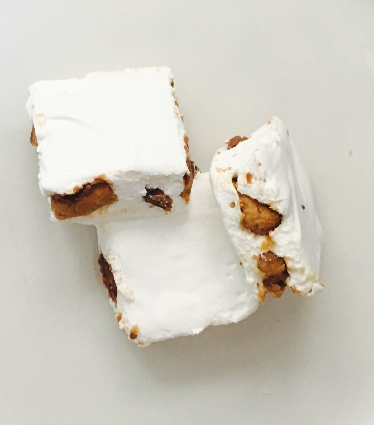 Peanut Butter Cup Marshmallows
