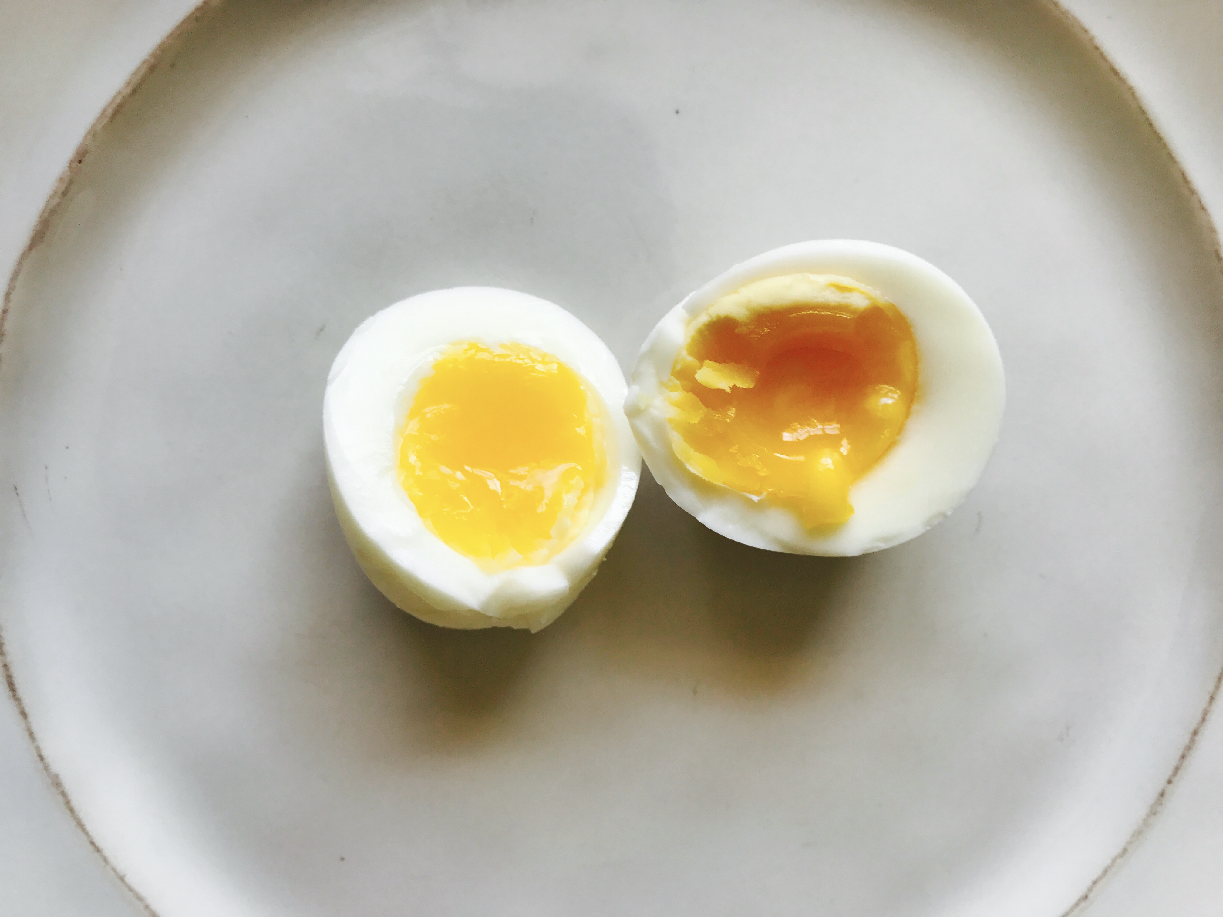 The Perfect Soft Boiled Egg.
