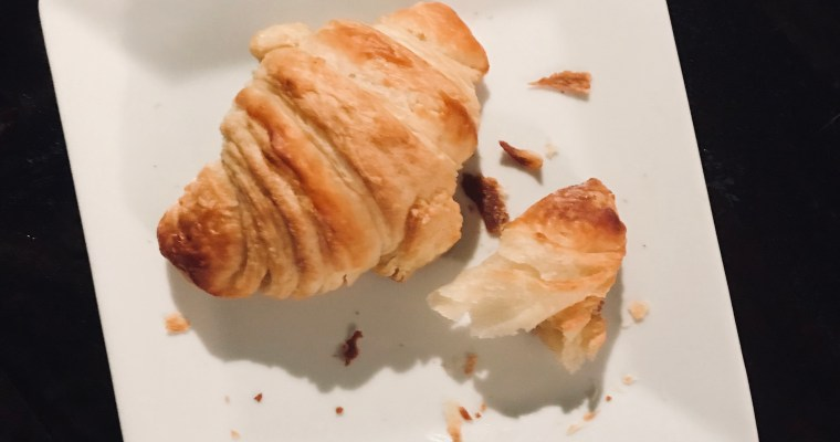 Sunday #17 Croissants