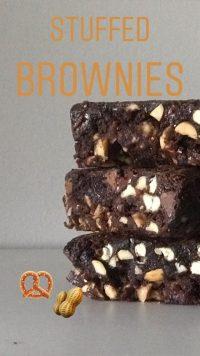 Stuffed Brownies