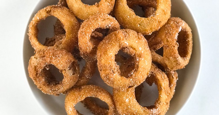Swoon-Worthy Onion Rings