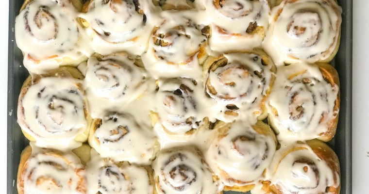 Sweet Pumpkin Spice Morning Rolls