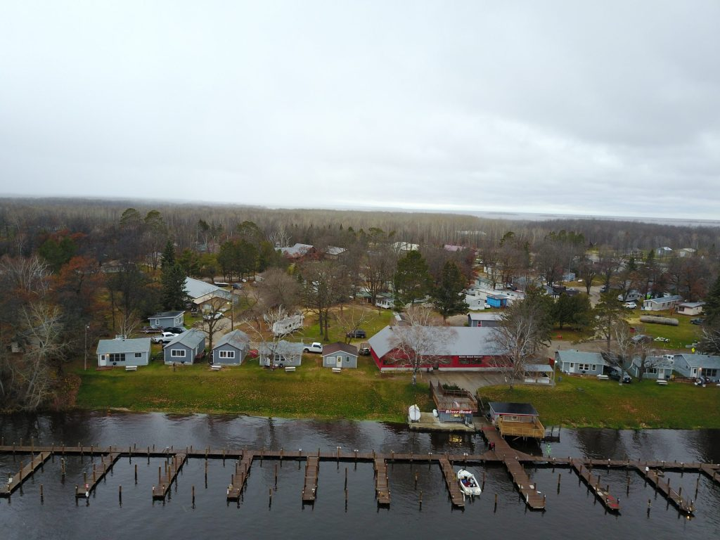 River Bend's Rainy River