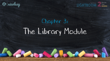 Chapter 3: The Library Module