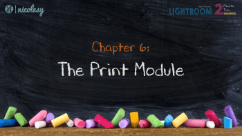 Chapter 6: The Print Module