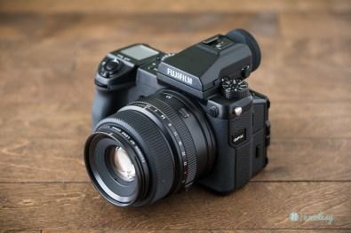 Fujifilm GFX 50S with the GF63mmF2.8 R WR lens