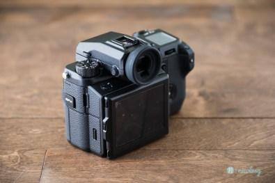 The Fujifilm GFX 50S