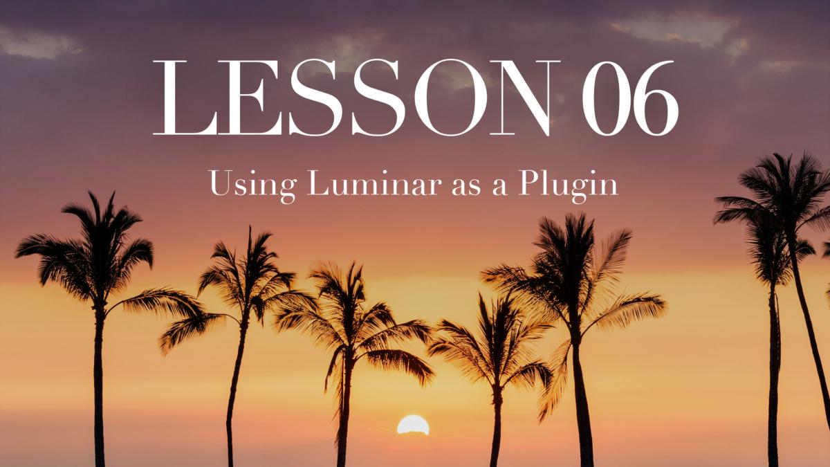 Lesson 06