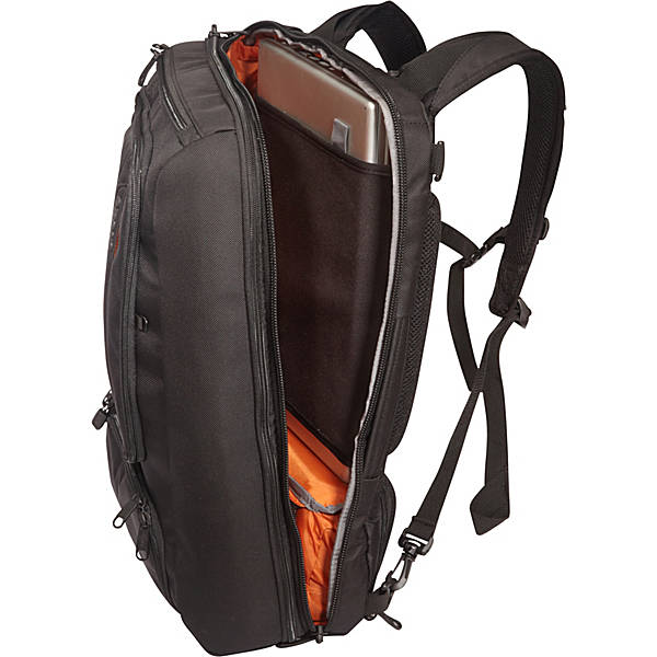 TSA Friendly Fits 18 Laptop eBags Professional Weekender Carry-On Backpack for Travel /& Business