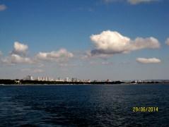 Burgas, vista dal traghetto