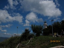 Il faro dell'isola di Santa Anastasia