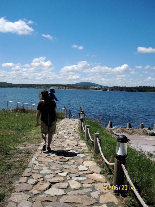 Esploratori dell'Isola di Santa Anastasia