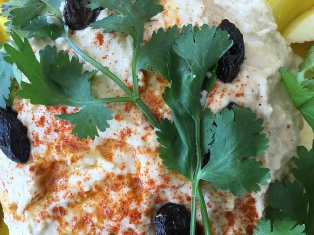 Hummus, het levensvoedsel