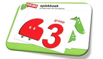 Spiekboekje rekenen groep 3