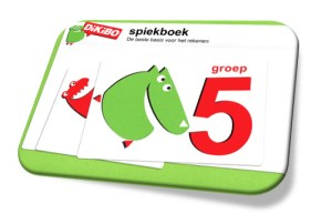 Spiekboekje rekenen groep 5