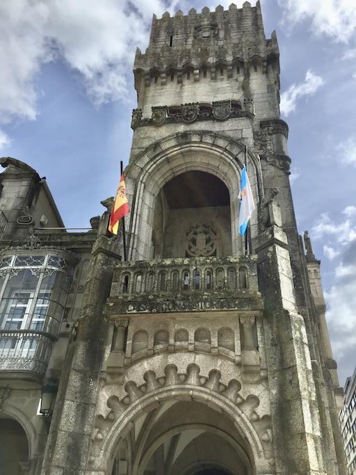 De Camino Portugues van Tui naar O Porrino