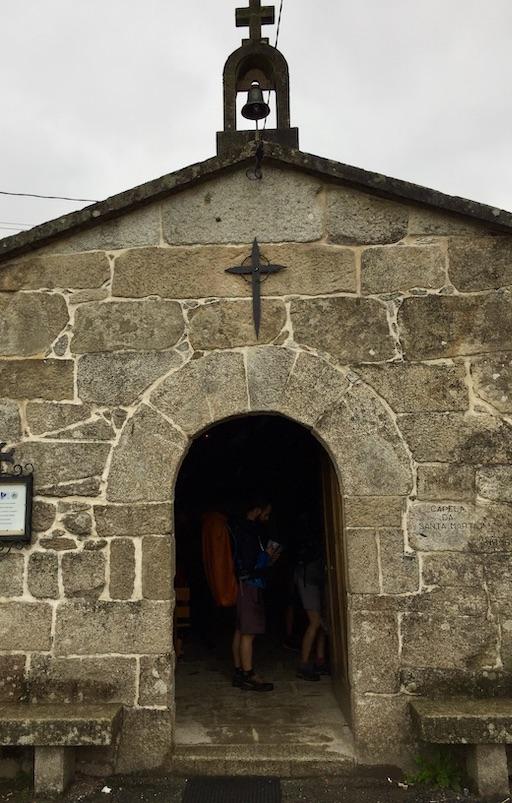 De Camino Portuges, van Redondela naar Pontevreda