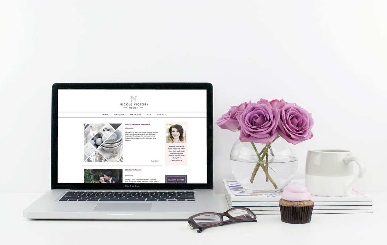 Read the Nicole VIctory Design Blog | Chattanooga, TN based Graphic and WebDesigner