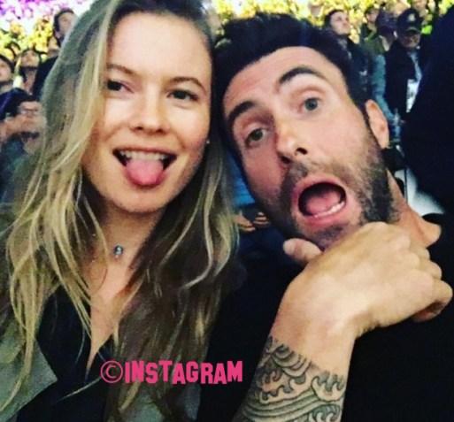 Adam Levine And Wife Behati Prinsloo Name Their Baby AfterAdam Levine And Wife Behati Prinsloo Name Their Baby After A Crayola Crayon! A Crayola Crayon!