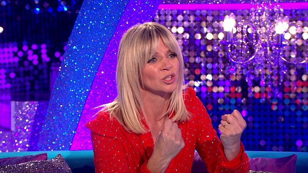 Are Zoe Ball And Husband Norman Cook Back On After She Admits To A 'Confusing Weekend'