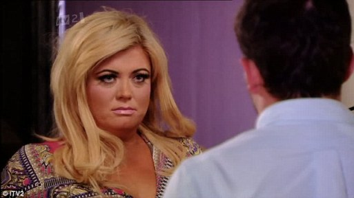 Gemma Collins Insists She's Never Had Plastic Surgery