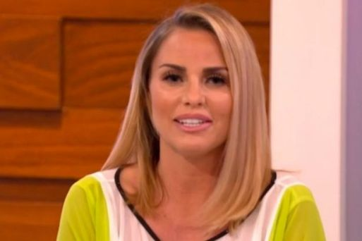Katie Price Admits She 'Doesn't S**g, She Makes love'