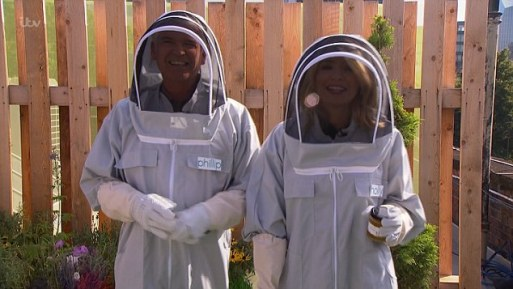 phillip-schofield-tells-holly-willoughby-to-inject-him-in-the-bum-as-they-film-segment-on-this-morning-involving-bees-what-hes-allergic-too