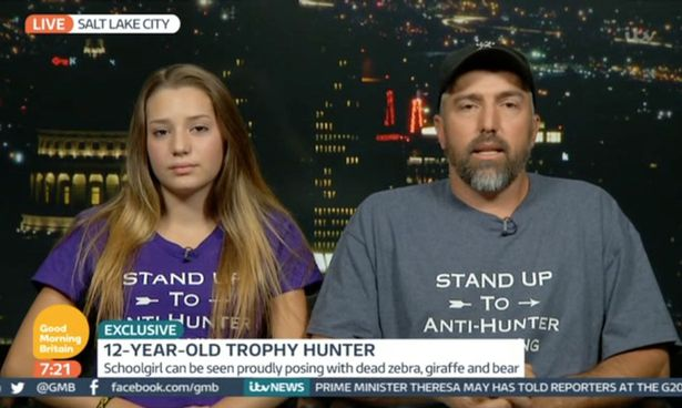 Piers Morgan Lashes Out At A 12-Year-Old Animal Hunter On Good Morning Britian 2