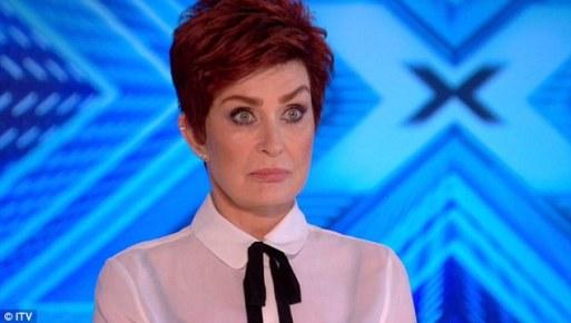 Sharon Osbourne Talks About Her Mental Breakdown