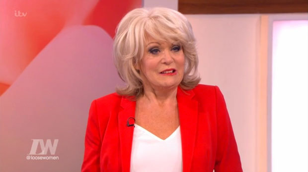 Sherrie Hewson Breaks Down In Tears As She Spends Her Last Day On Loose Women