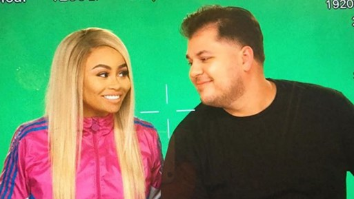 Source Report Saying That Rob Kardashians And Blac Chyna Are Not Talking