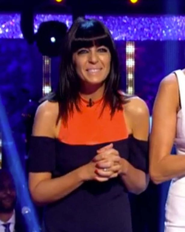 Strictly Come Dancing Fans Slam Claudia Winkleman's Makeup