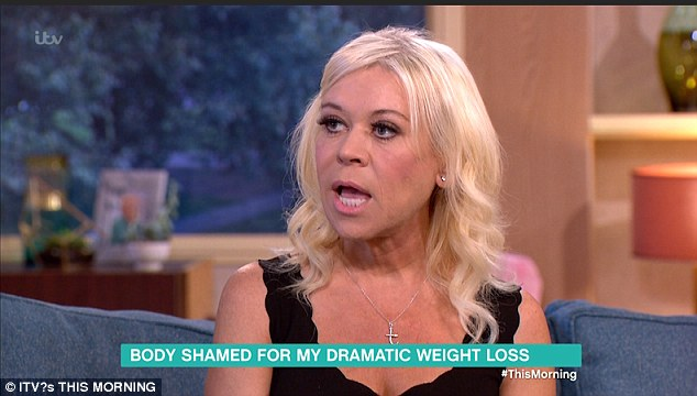 Tina Malone Angers Viewers To This Morning After She Advises People To Go Under The Knife