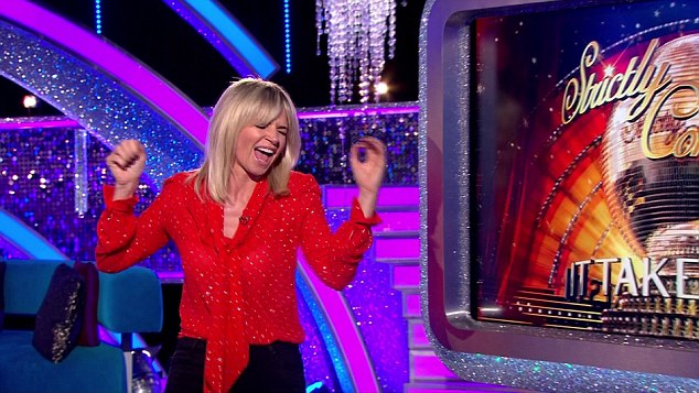 Zoe Ball Seems Happy As She Returns To Work After Announced She Has Split From Husband Norman Cook