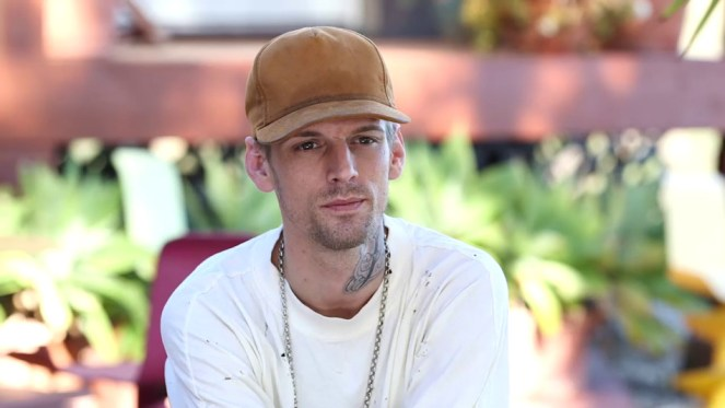 Aaron Carter To Oprah Winfrey That Dancing With The Stars Saved Him From Addiction