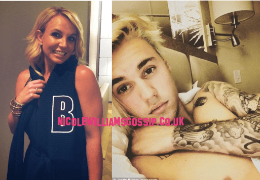 "Britney Spears To Work With Her ""Crush"" Justin Bieber!"
