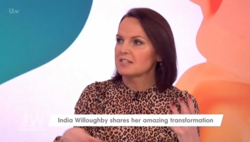 First UK Transgender TV Presenter India Willoughby FARTS Live On Loose Women SEE Video HERE!!