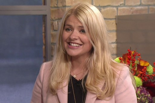 Holly Willoughby's Stolen £88,000 Car Is Found Outside Husband's Work