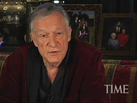 Hugh Hefner Hits Back At Claims He's 'Really Sick'