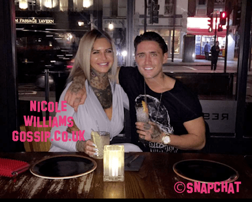 Jemma Lucy And Stephen Bear Get Matching Tattoo's As Their Romance Continues!