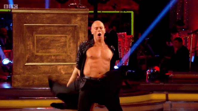 Judge Rinder Announces The Real Reason behind The Strictly Come Dancing Curse!