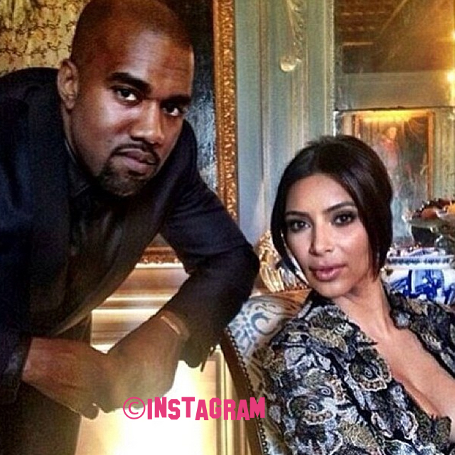 Kanye West Wants To Buy Kim Kardashian Another Engagement Ring!