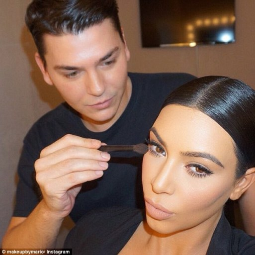 Kim Kardashian's Dubai Makeup Class Is Rescheduled For January!