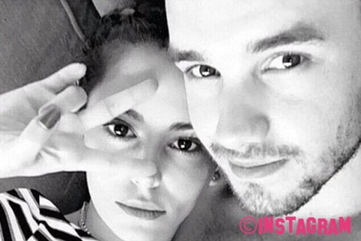 Liam Payne Shares Soppy Instagram Pose To Love Cheryl