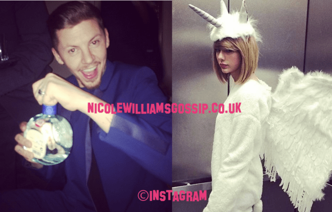 Professor Green Admits He Would Never Date Taylor Swift