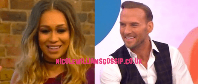 Rebecca Ferguson and Bros singer Matt Goss Go On Date To See Jack The Ripper