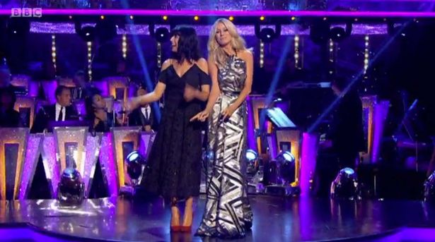 Strictly Come Dancing's Tess Daly Leaves Viewers Stunned With 'Tin Foil Dress'