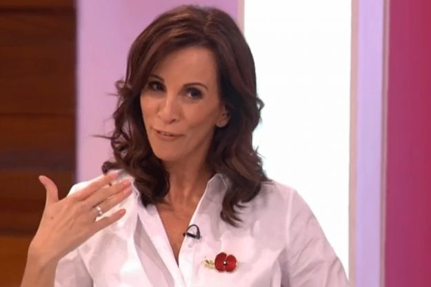 Andrea McLean Makes Her Return To Loose Women After Hysterectomy